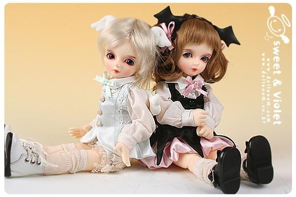 Авторские куклы своими руками